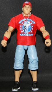 WWE Mattel Action Figure John Cena Elite Collection Series 14