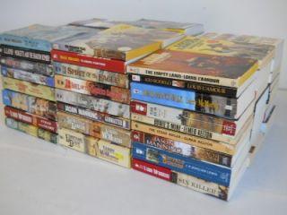 Paperback Books William w Johnstone Louis LAmour Ralph Compton