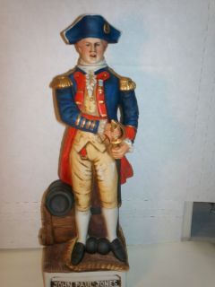 McCormick John Paul Jones 1747 1792 Decanter