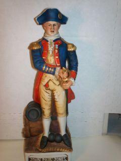 McCormick John Paul Jones 1747 1792 Decanter