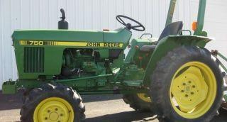 Yanmar John Deere Compact Tractor Water Pump 121023 42100 650 750 1401