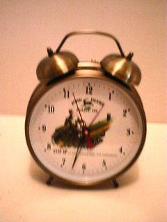 John Deere Double Bell Alarm Clock
