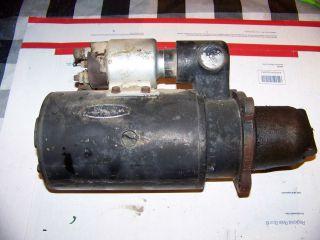John Deere 4020 24 Volt Starter