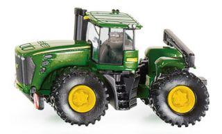 Siku John Deere 9630 Scraper Tractor 1 87 Scale Toy New