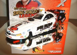 JOHN FORCE 2005 BILL BADER NORWALK 1 24 NHRA FUEL FUNNY CAR DIECAST 1 of 1 002