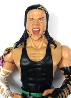 WWE Wrestling Jeff Hardy Wrestle Action Figure Kids Toy New Without Box