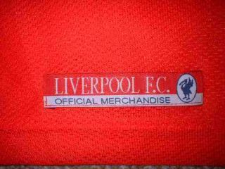 Liverpool Vintage Football Soccer Shirt Jersey No7 L