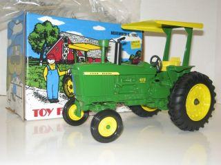 1 16 John Deere 4010 ROPS Toy Farmer Farm Toys