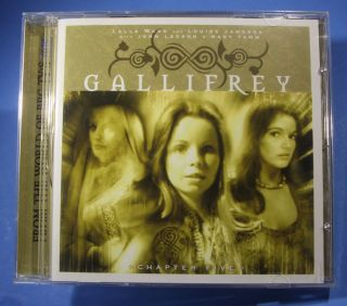 Gallifrey Lies K9 Romana Leela Lalla Ward Louise Jameson Doctor Who Tardis