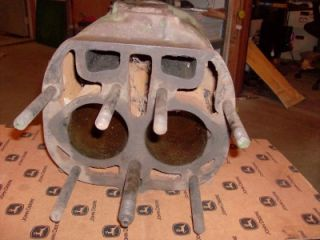 John Deere Original H Engine Block H107R |