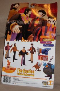 McFarlane Toys THE BEATLES Yellow Submarine Figure JOHN LENNON Jeremy
