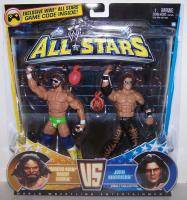 WWE Mattel All Stars 2 Pack Figure Macho Man Randy Savage John Morrison New WWF