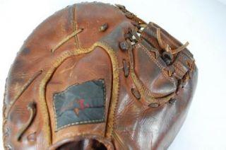 Vintage WILSON A2810 MICKEY VERNON BASEBALL GLOVE