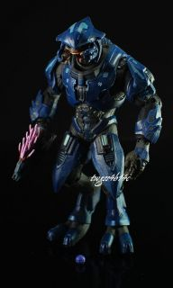 McFarlane Halo Reach Elite Minor Action Figure Series 1 Loose 4 Noble Chief John