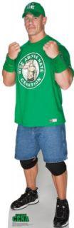 John Cena WWE Pro Wrestling Lifesize Cardboard Standup Standee Cutout Poster New
