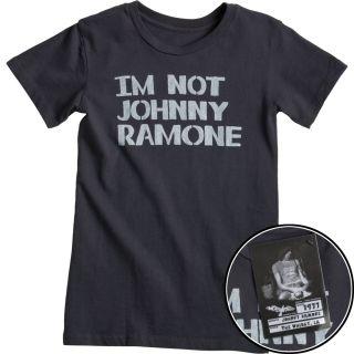 Little Boys Worn Free Johnny Ramone I'M not Johnny T
