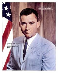 John Young Signed NASA Photo Reprint 1st Time Availab |