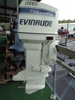 "2000 Johnson Evinrude OMC Oceanpro 150HP Outboard 25"" Used Boat Motor Engine"