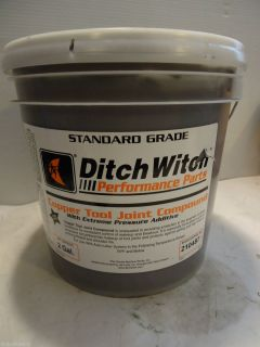 Ditch Witch 259 858 Copper Tool Joint Compound 2 Gallon