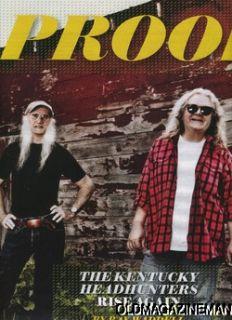 Jon Bon Jovi Billboard Magazine October 22 2011 The Kentucky Headhunters