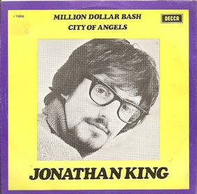 Jonathan King Bob Dylan Million Dollar Bash 1970 45 PS