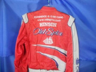 Tony Stewart Gibbs Racing Old Spice Crew Suit Firesuit 1 PC Nationwide NASCAR