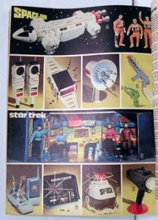 1976 Montgomery Ward Christmas Catalog Star Trek