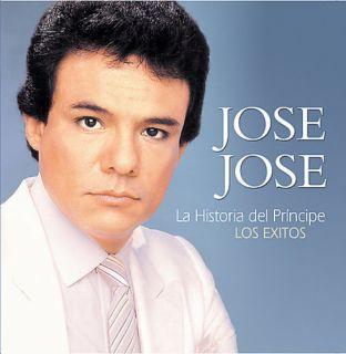 Jose Jose La Historia Del Principe New CD