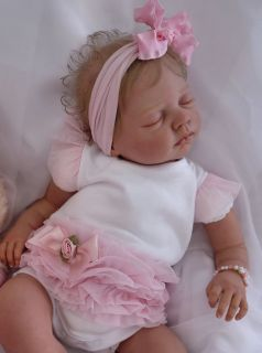 Reborn Doll Kit Body Joshua by Reva Schick