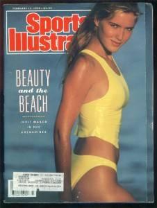 Sports Illustrated Swimsuit Issue 1990 Judit MASCO