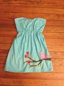 Judith March Aqua Strapless Dress O S S M L