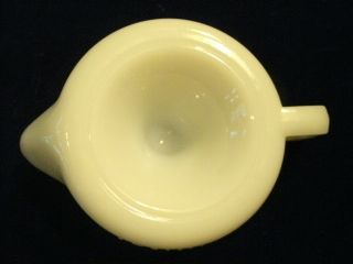 Vintage White Milk Glass Sunkist Orange Juice Advertising Juicer Reamer 1950s