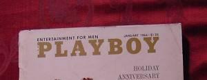 Playboy January 1966 Grace Kelly Judy Tyler Review