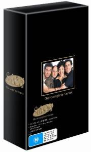 Seinfeld DVD box set Region 4 complete series DVD set