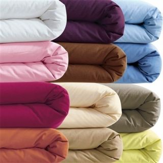 1000 TC USA Complete Bedding Set Queen Size 100 Cotton Choose Colors