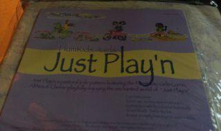 Plum Kids Just PlayN Girls Full Sheet Set