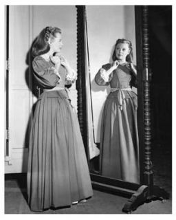 June Allyson on Set Still The Three Musketeers B241