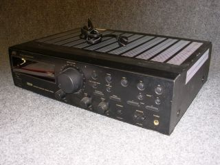 JVC RX318 Home Theater Am FM Stereo Receiver