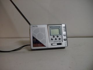 JWIN Am FM SW Digital Multi Band Radio Receiver JX M14
