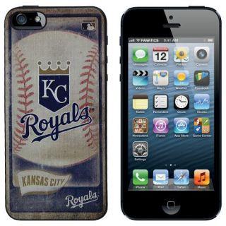 Kansas City Royals Pennant iPhone 5 Hard Case