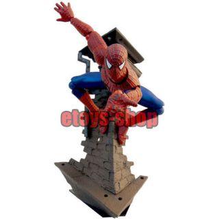 Fi Revoltech TOKU Satsu 039 Spider Man Action Figure Kaiyodo