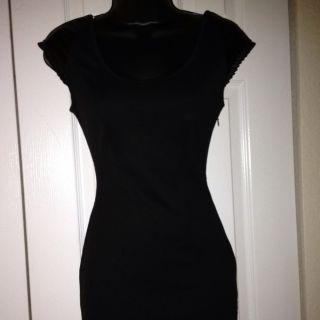 Kardashian Kollection Solicia Dress Black Size x Small Small Available