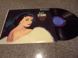 Kay Starr Self Titled RCA Camden LP Cal 567 Mooney