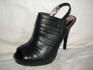 Calvin Klein Kaylor Sandals Womens Shoes Size 7 Black Heels Pumps New