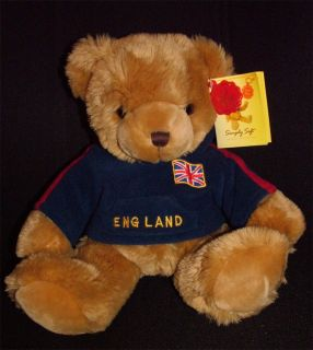 Keel Toys Simple Soft Collection 13 England Teddy Bear Plush Toy 13