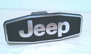 Jeep Trailer Hitch Cover