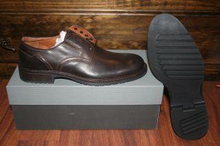 Johnston Murphy Mens Brown Kennard PLN Toe Shoes 13
