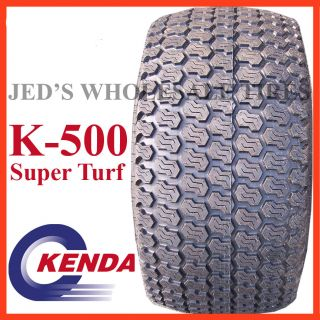 11 50 12 Kenda K500 Super Turf Riding Lawn Mower Golf Cart Tire