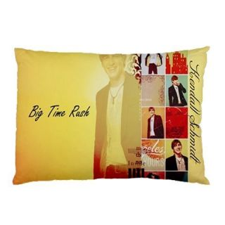 Kendall Big Time Rush Hot Design Pillow Case New
