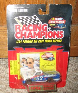 Racing Champions NASCAR 52 Ken Schrader Stock Car